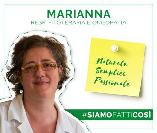 Dott.ssa Marianna Mazzoni